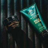 Guys, your hot dates do take a look at what you use for grooming when they wander into your bathroom. Impress them.  #RICHbyRickRoss #bossup